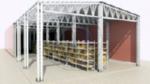 Сэндвич-панели для производственного строительства