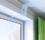 В чём польза вентилируемых помещений