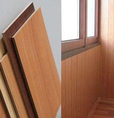 Цена на отделку балконов