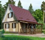 Построить дачный дом - минимум трудностей