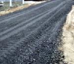 Строительство дорог с использованием щебня