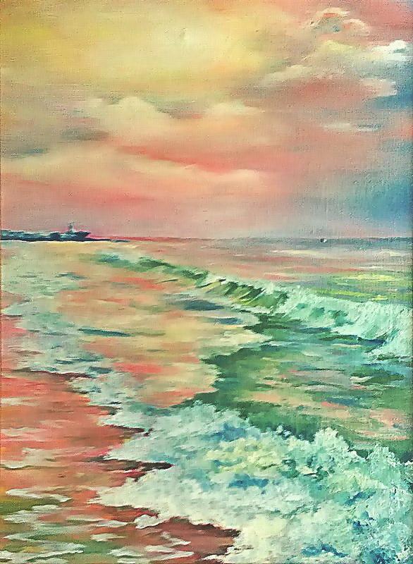 Море. Вид 1