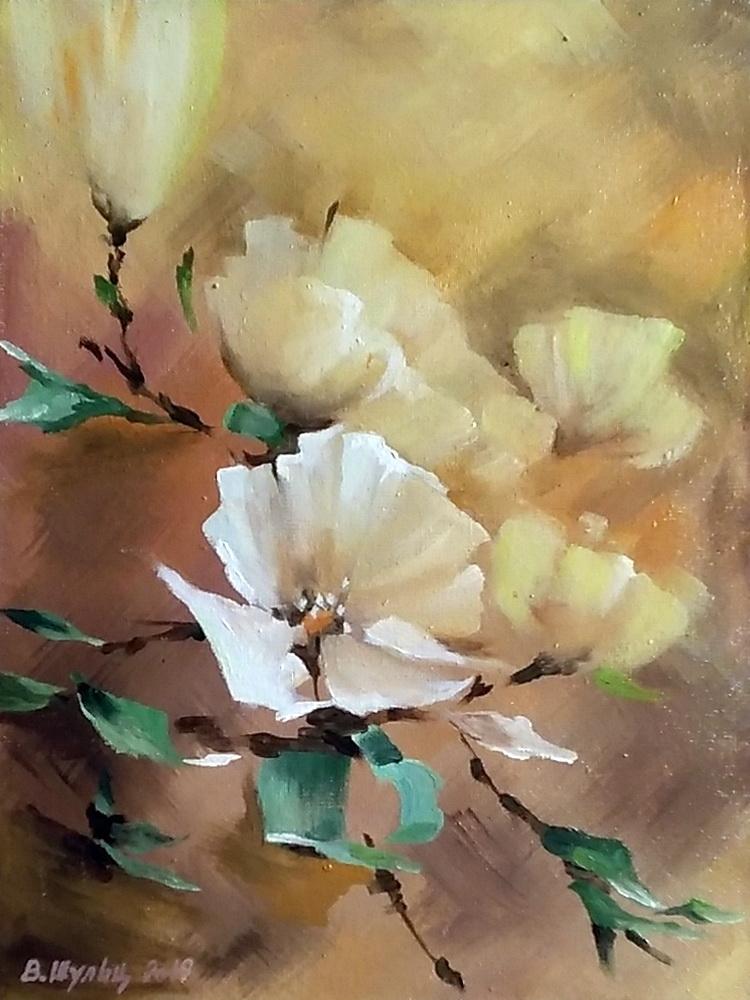 Цветы 1. Вид 1