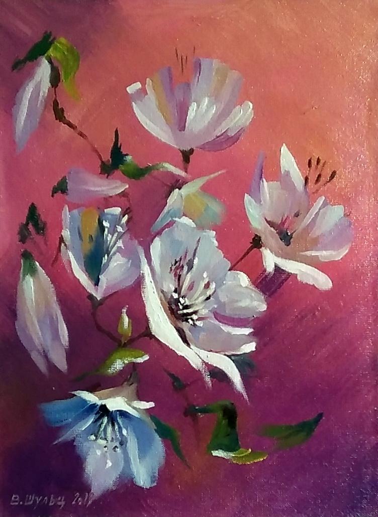 Цветы 2. Вид 1