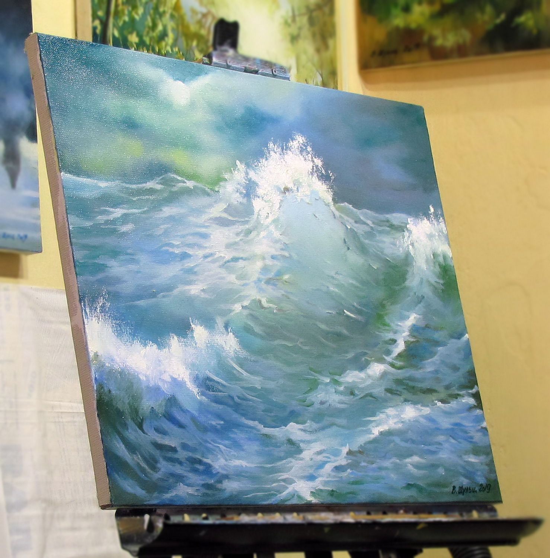 Морская волна. Вид 3